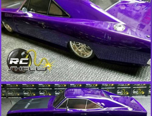 Kyosho's 1970 Dodge Charger