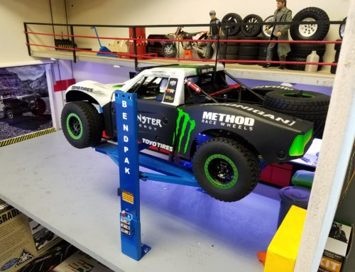 RC Bombshells take on a favorite scale Trophy Truck!