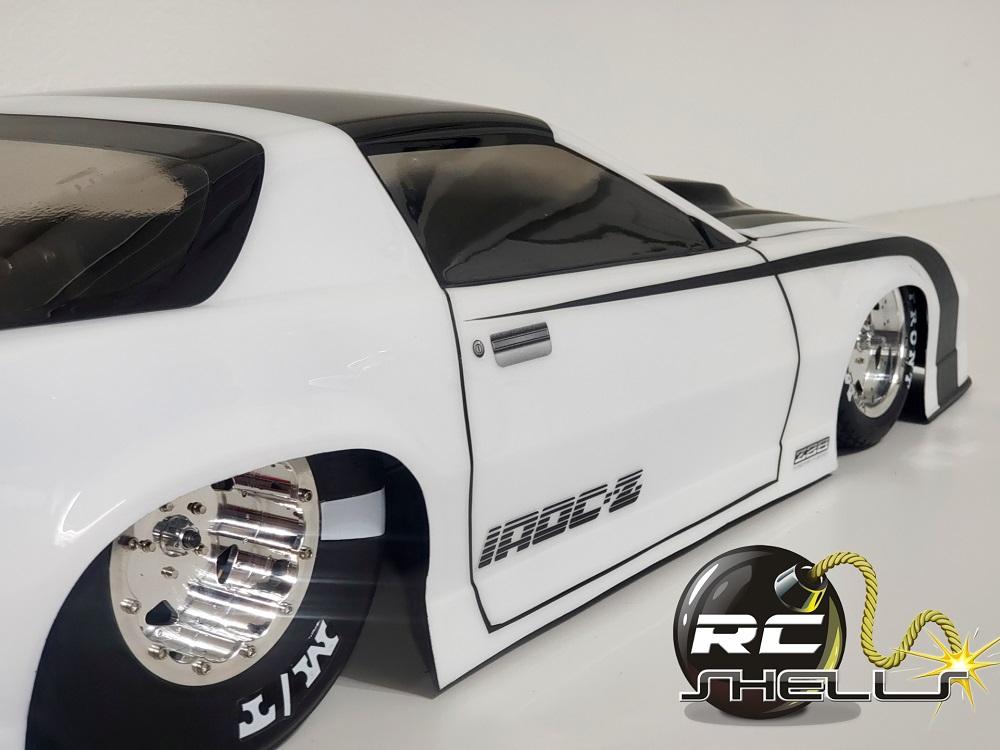 Custom painted Pro-Line IROC Camaro