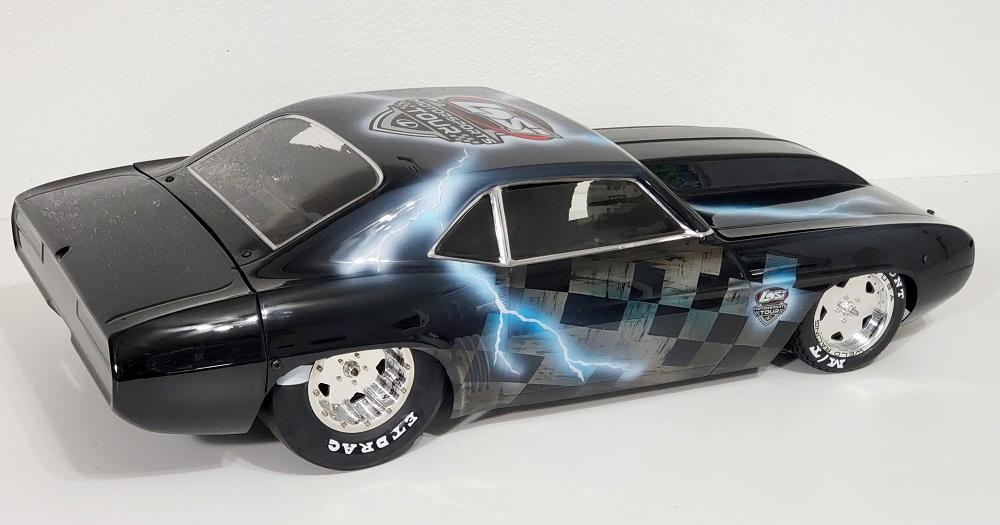 LOSI Motorsports 69 Camaro