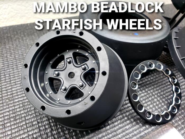 MAMBO BEADLOCK WHEEL