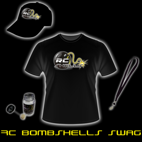 BOMBSHELLS SWAG and ACCESSORIES